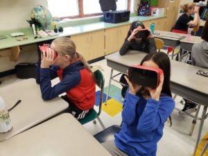 Defer students and VR