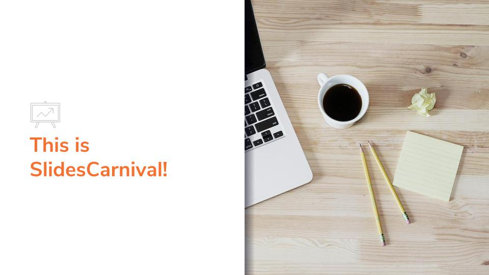 slidescarnival adds style launchpad